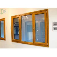 Buy cheap Thermal Break Open Aluminium House Casement Windows with Powder Coating from Wholesalers