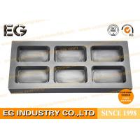 Buy cheap High Temperature Resistance Graphite Ingot Mold Customized Size For Gold Bar Casting from Wholesalers