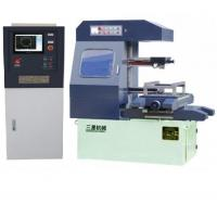 Buy cheap Traditional CNC wire cut machine with environmental cover from Wholesalers