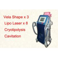 Buy cheap Vertical Lipo Cryolipolysis Freeze Fat Machine / Cellulite Removal Equipment from Wholesalers