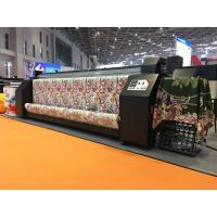 Buy cheap Cmyk Colour Digital Fabric Printer Low Consumption For Led - Box Fabric from Wholesalers