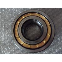 China Brass Sealed Cylindrical Roller Bearings , P6 Radial Cylindrical Roller Bearings factory