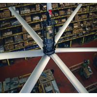 Buy cheap 7m diameter 24foot Large Industrial Ceiling Fan , Air Port Cooling Ceiling Exhaust Fan from Wholesalers