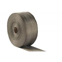 Buy cheap Basalt Fiber Cloth Tape, High Temperature Performance from Wholesalers