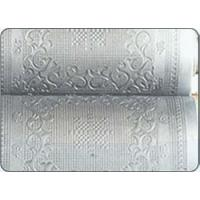 China Stainless Steel Embossing Roller for textiles and paper engrave pattern factory