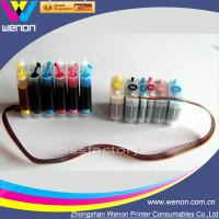 China 6 color printer ciss for HPDesignjet120 ciss ink system factory