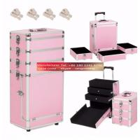 Quality Wheel Cosmetic Case Drawer Professional wholesale