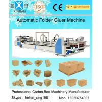 Buy cheap Automatic Corrugated Gluer Machine from Wholesalers