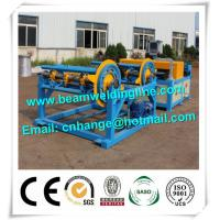 China HVAC Pipe Making Line , Wind Tower Production Line Make HVAC Duct And AC Duct factory