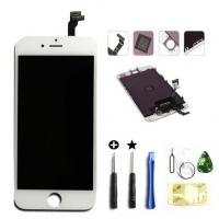 Buy cheap PassionTR LCD Touch Screen Digitizer Frame Assembly Full Set Touch Screen Replacement for iPhone 6, 4.7-inch, White from Wholesalers