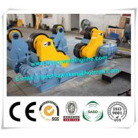 China Durable Pressure Vessel Pipe Welding Rotator / Welding Turning Roll factory