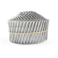 Buy cheap Electric Galvanized Treatment 1-1/4-Inch x 0.092-Inch Full Round Head Pallet Coil Nails from Wholesalers