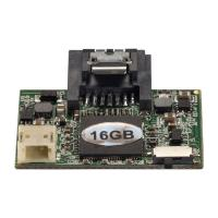 Buy cheap 7PIN SATA DOM SSD 16GB 90 Degrees MLC SATAII With Power Cable For ROS ATM from Wholesalers