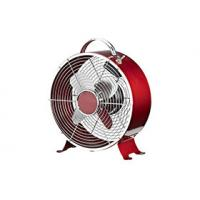 Buy cheap 9 Inch Air Circulator Electric Table Fan Round Vintage 60HZ Retro Style from Wholesalers