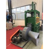 Quality Automatic Vertical Double Cylinder Hydraulic Baler Machine for sale