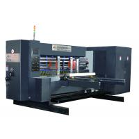 Buy cheap SYKM5212 High speed flexo corrugated board printing slotting machine from Wholesalers