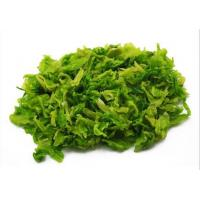 China Dehydrated cabbages15x15mm,2017 new crop with bright green colour factory