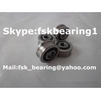 Buy cheap LFR 50/8 KDD U Groove Track Roller Bearings Guide Wheels Bearings from Wholesalers