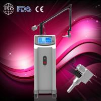 China rf excited co2 fractional laser acne and stretch marks removal on sale