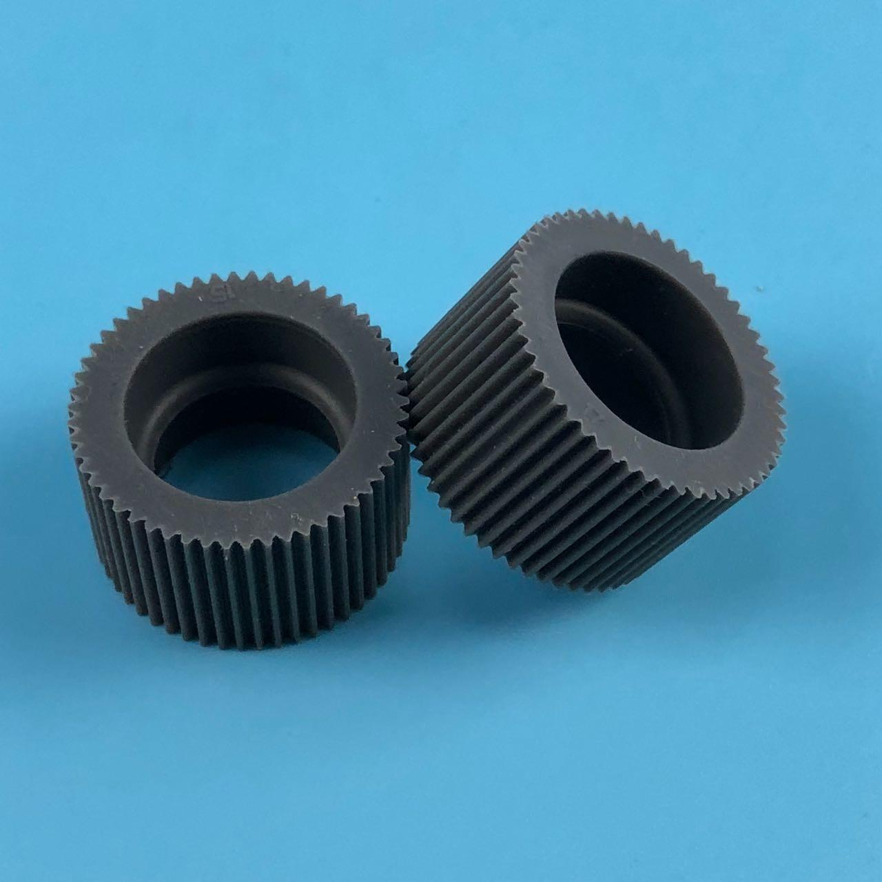 Buy cheap 54T Rubber Feed Roller Atm Replacement Parts 8046900720 Small Size With CO Approval from Wholesalers