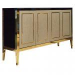 Quality 5 Star Hotel Style Bedroom Furniture , High Endmetal Frame Dresser Customized wholesale