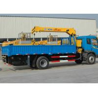 China XCMG Truck Loader Crane, 5 ton Lifting Truck Mounted Crane with High Quality factory