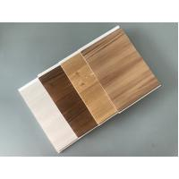 China 7.5Mm Flat Plastic Laminate Panels For Domestic Ceiling And Wall Installations factory