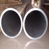 China Aircraft Structure / Truck Wheel Aluminium Hollow Pipe 100 - 6000mm Length factory