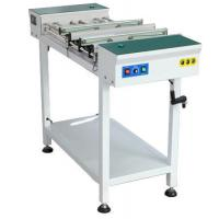 Buy cheap PCB Double Rail SMT Conveyor 500MM 1000MM With A Circuit Board Detection Mode from Wholesalers