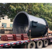 China 14TPH Ball Mill Spare Parts Shell For Cement Making Machinery factory
