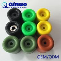 Buy cheap Shanghai Qinuo Manufacture 20x10mm Silicone Molded Door Stop Rubber from Wholesalers