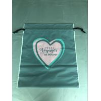 Buy cheap Cpe Personalized Drawstring Bags Environmental Protection Customized Color from Wholesalers