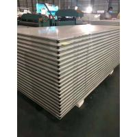 China fireproof 980mm handmade mgo sandwich panel with 50mm for clean room factory