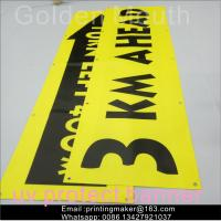 Buy cheap Uv Printing Outdoor Polyester Vinyl Advertising Banners For Business from wholesalers
