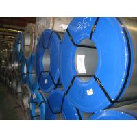 914mm width Thickness Pre - Painted Carbon Steel Coil With Normal spangle