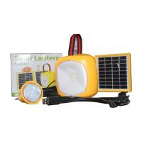 Buy cheap 9 Pcs LED Solar Powered Led Lights Yellow Color Maintenance Free With Battery Indicatiors from Wholesalers