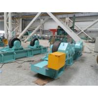 Buy cheap 30T Capacity Pipe Welding Rotator with Double Motor Electric Control System from wholesalers