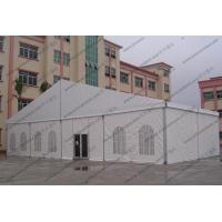 Buy cheap Huge Gala Outdoor Circus Tent With Luxury Lining Glass Door For Open - Air Event Party from Wholesalers