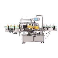China Two Sided Mineral Water Automatic Bottle Labeling Machine Efficient And Accurate on sale
