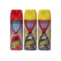 Buy cheap 400ml Pyrethrin Insecticide Mosquito Repellent Spray Gas Liquid With Aerosol from wholesalers