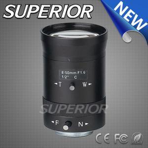 China 8-50mm Mega Pixel IR CCTV Camera Lens (SP0850MMP) factory