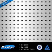 China Aluminum Ceiling Tiles and Aluminium Ceiling for Fabric Acoustic Wall Panel on sale