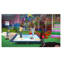China Interatctive Type Trampoline Games For Kids , Floor Projection Games Simple Operation factory