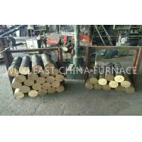 Red Copper Wire Billet Continuous Casting Machine Horizontal Type Customized Length for sale