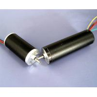 Buy cheap 6 Lead  Electric Brushless DC Motor  , 22mm 1.8° /  0.9° from Wholesalers