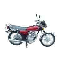 Buy cheap CG125 Gas Engine Gas Powered Motorcycle , Scooter Motorcycle Drum Brake from wholesalers