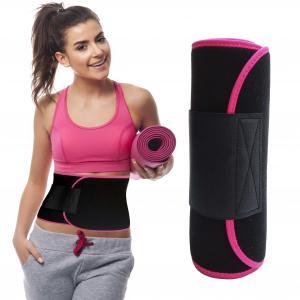 China Sports Neoprene Black Waist Sweat Support Belt Adjustable OEM ODM Service factory