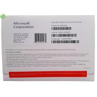 Quality Microsoft Windows 10 Home / Pro OEM 64 Bit Package Software DVD + COA License wholesale