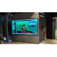 China 4K LCD Video Wall 2X2 Landscape / Portrait Screen Position Flexible Size Colorful factory