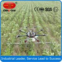 Buy cheap unmanned aerial vehicle uav drone crop sprayer from Wholesalers